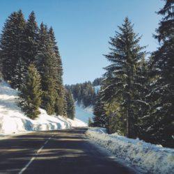 Auto a prova d'inverno